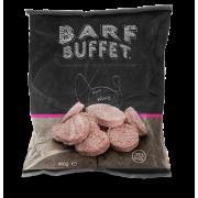 Barf Buffet Kalkoenkarkas Hamburgers