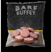Barf Buffet Kippenmix Hamburgers