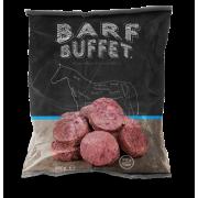 Barf Buffet Paardenmix Hamburgers