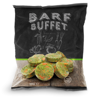 Barf Buffet Veggie Mix Hamburgers