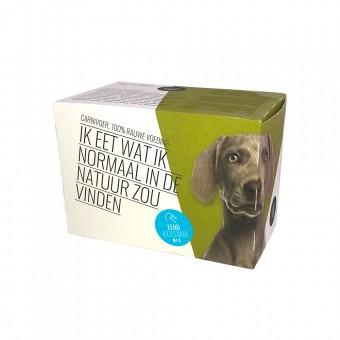 CarniVoer Hond eend mix