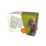 CarniVoer Hond gevogelte mix (duif, parelhoen & patrijs)