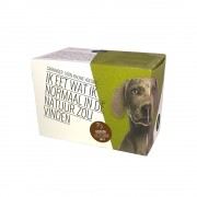 CarniVoer Hond konijn mix