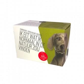 CarniVoer Hond rund mix