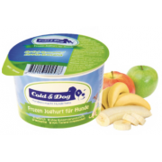 Cold & Dog Frozen Yogurt Appel & Banaan