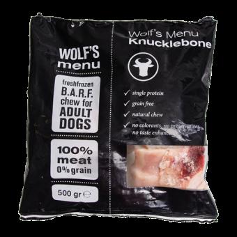 Wolf's Menu Knucklebone