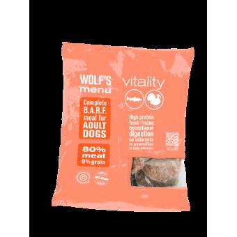 Wolf's Menu Vitality